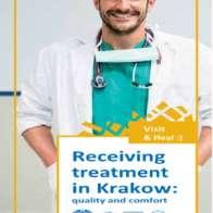 Receiving Treatment in Krakow